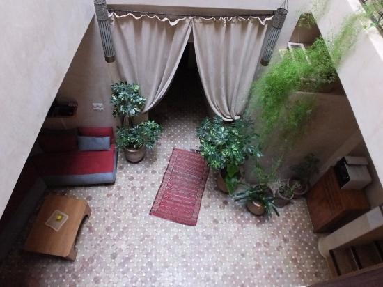 Riad Thais: ingresso