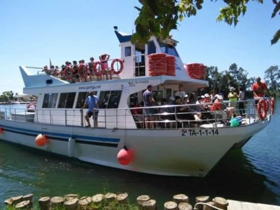 Deltebre, Spanien: Catamaran Verge Del Carme