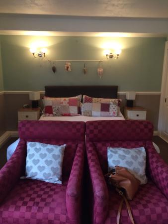 Morval, UK: Our room