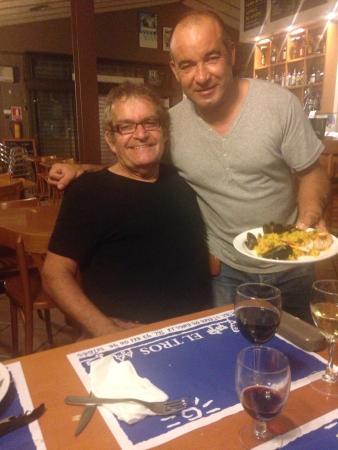 imagen Restaurant El Tros en Sitges