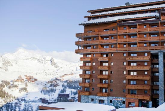 Apartamentos Pierre & Vacances Premium Hauts Bois
