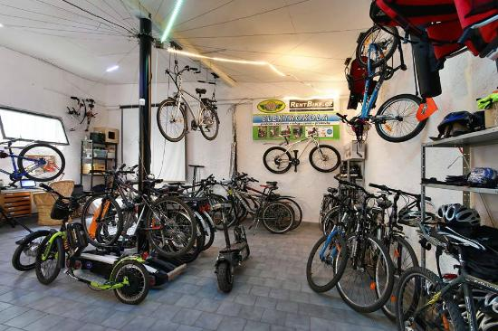 RentBike.Cz bike rental