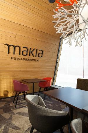 Puistokahvila Makia