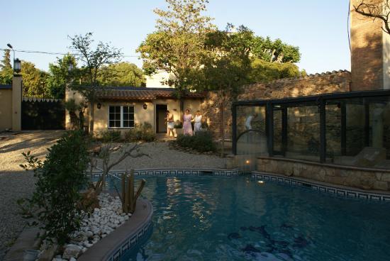 Foto de hotel termes la garriga la garriga piscina exterior tripadvisor - Piscinas la garriga ...