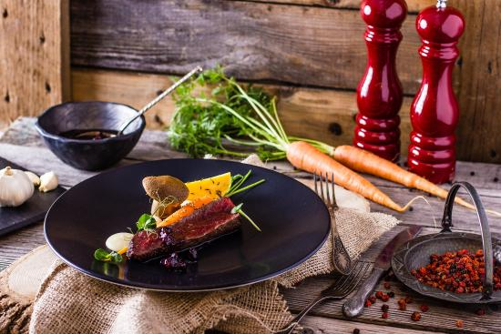 Látvia: Fresh seasonal products from Latvian gardens, forests and rivers on the menus of the restaurants