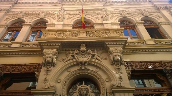 The Royal Casino of Murcia building - Foto di Real Casino de Murcia, Murcia -...