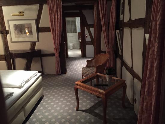 Zum Ochsen Hotel: Room