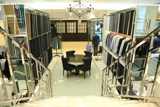 ANS International Custom Tailors - River City
