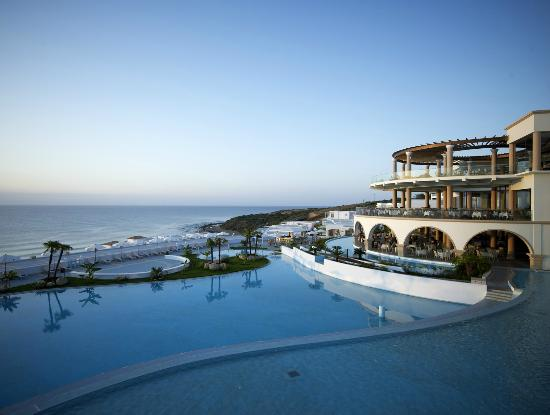 Atrium Prestige Thalasso Spa Resort and Villas: Main building view