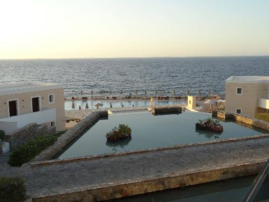 Sensimar royal blue resort amp spa vue du restaurant