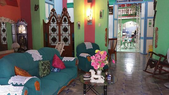 Wohnzimmer Picture Of Casa Colonial 1715 Havana Tripadvisor