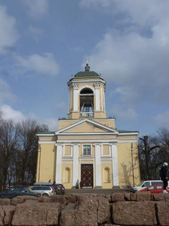 Lutheran Church of St. Peter and Pavel