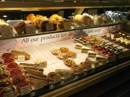 Cakes Westfield Stratford