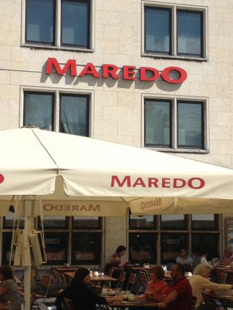 MAREDO Steakhouse Köln Am Heumarkt