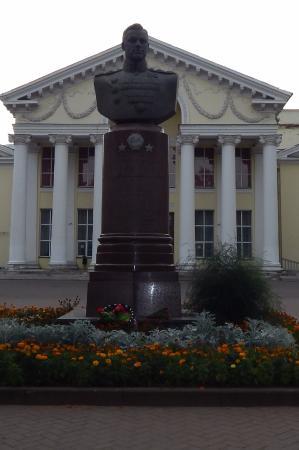 Bust Rokossovskogo