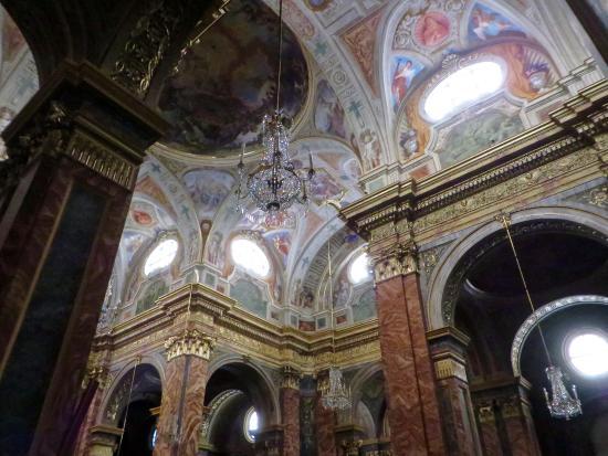 Mondovi, Ιταλία: Duomo di San Donato binnen