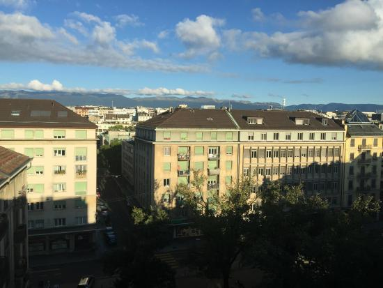 Geneve picture of hotel edelweiss manotel geneva for Hotels geneve