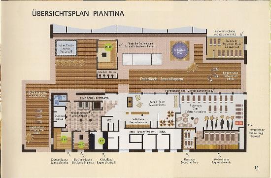 Balneum Sauna and Beauty : Piantina Balneum area sauna