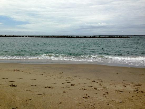 Ajigaura Beach