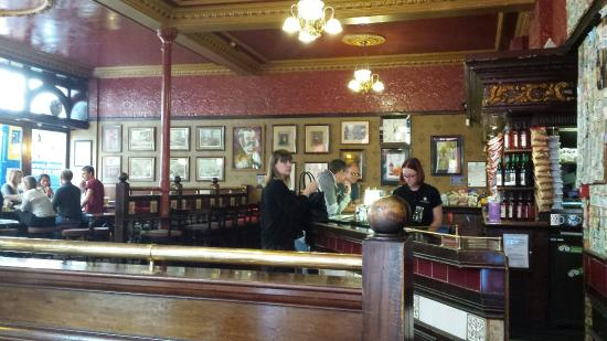 Photo of Pub The Duke Of Argyll at 37 Brewer Street, London W1F 0RY, United Kingdom