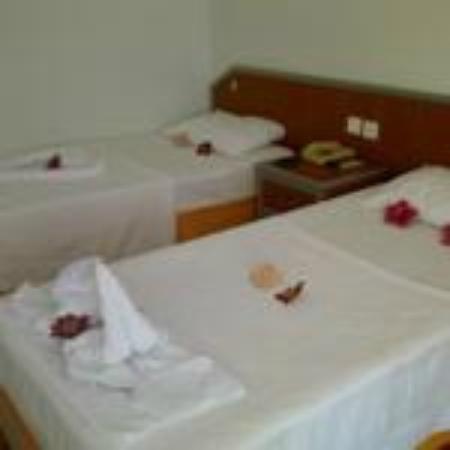 Cenka Hotel : 2 kişik oda