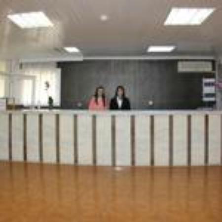 Cenka Hotel: reception
