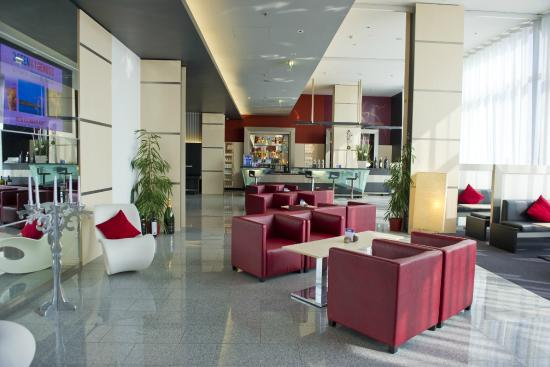 Lobby Bar des Hotels - Picture of Pannonia Tower Hotel Parndorf ... d1374126c9b