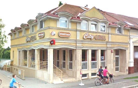 City Grill Fast Food Restaurant & Café