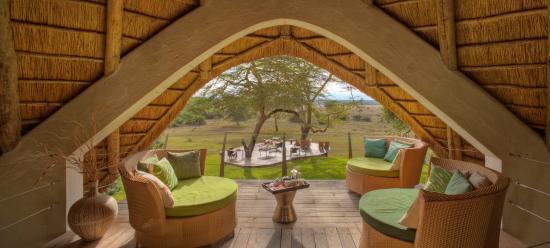 Laikipia County, Kenya: What a view.