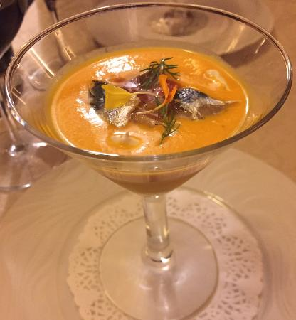 Restaurant Akashi : Soup