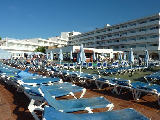 Hotel Presidente Ibiza Rooms