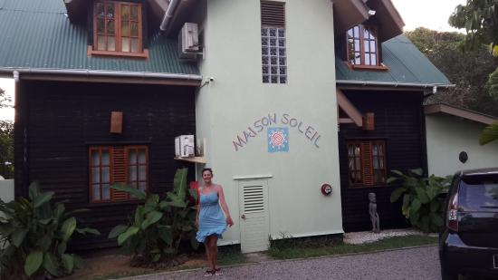 Maison Soleil : maison e mia moglie