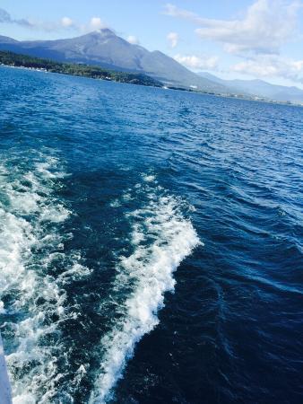 Bandai Kankosen, Lake Cruise in Inawashiro: photo1.jpg