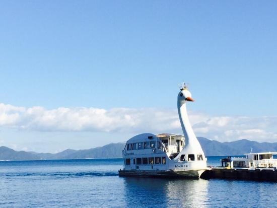 Bandai Kankosen, Lake Cruise in Inawashiro: photo2.jpg