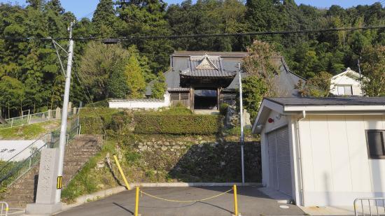 Toyono-cho, Japan: 梅相院