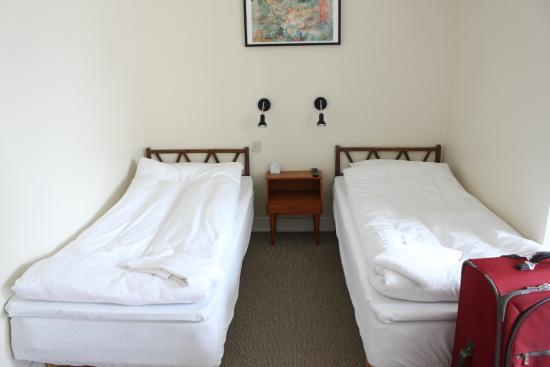 AnsGarhus Motel: zona letto