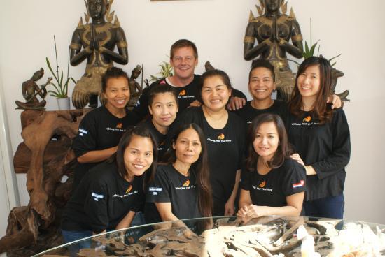 Photo of Asian Restaurant Chiang Mai Thai Shop at Zollstrasse 56, Zurich 8005, Switzerland