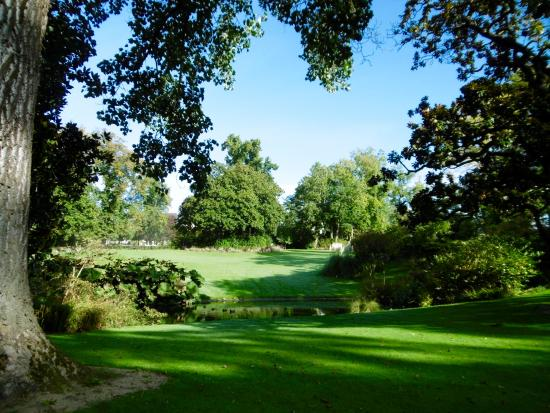 Nantes le jardin des plantes picture of jardin des for Jardin les plantes
