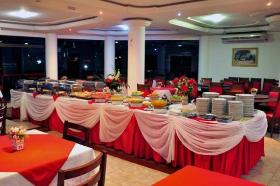 Iguassu Holiday Hotel: restaurante