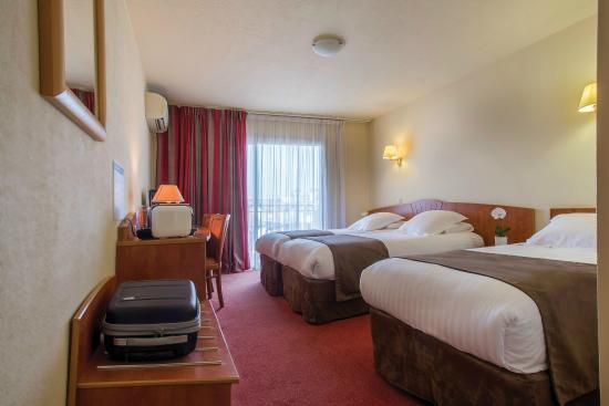 Hotel Abrial Cannes Centre: Chambre Triple