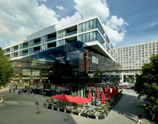 Vapiano Alexanderplatz Bild Von Vapiano Berlin Tripadvisor