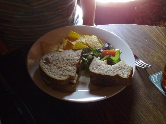 The Old Inn- Mullion: Under£6