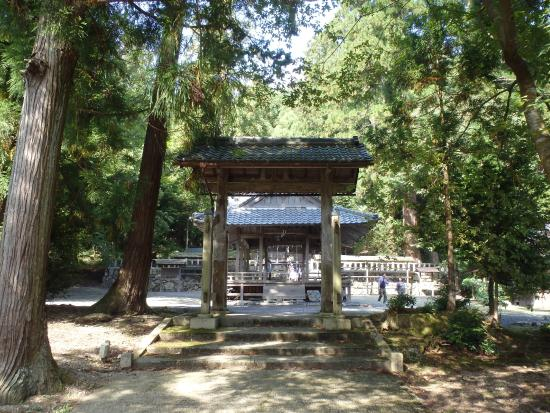 Chii Hachiman Shrine