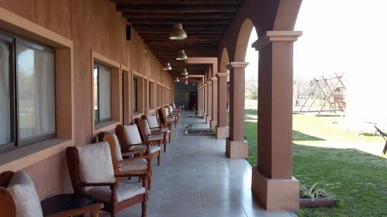 Foto De Terrazas De Lobos Hall De Las Habitaciones