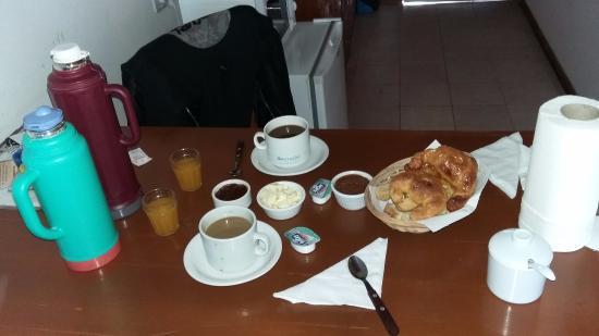 Desayuno Picture Of Terrazas De Lobos Tripadvisor