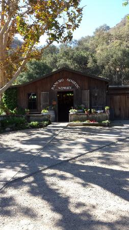 Rancho Sisquoc Winery: Tasting Room