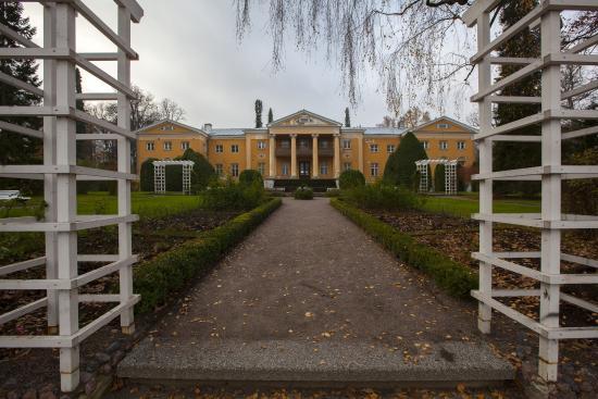 Rapina, Estonya: Замок Силлапяэ (Мыза Ряпина)