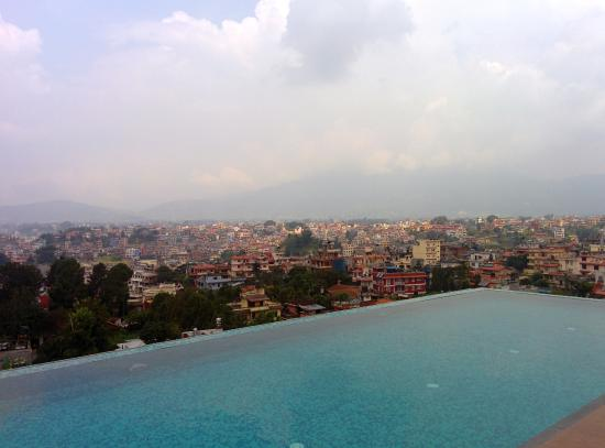 rooftop pool with a view picture of hotel shambala kathmandu rh tripadvisor co uk