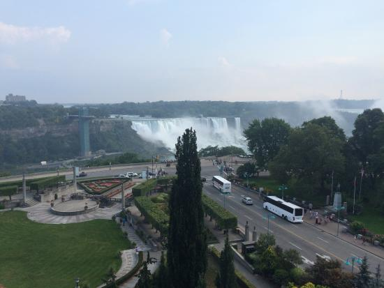 the view from our room wow picture of sheraton on the falls rh tripadvisor com