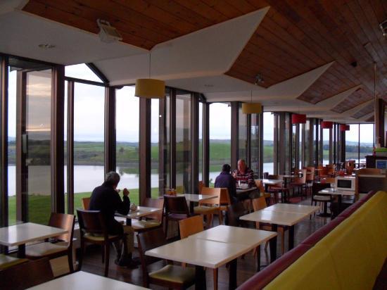 Kendal, UK: next door food hall